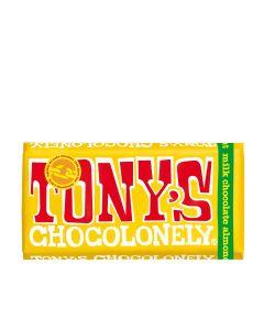 Tony's Chocolonely - Milk Chocolate Nougat - 15 x 180g