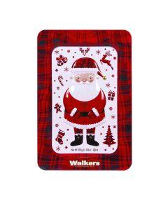 Walkers Shortbread - Santa Claus Tin - 6 x 250g