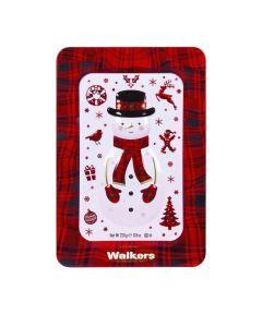 Walkers Shortbread - Snowman Tin - 6 x 250g