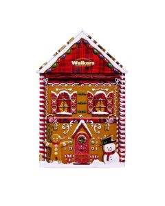 Walkers Shortbread - Gingerbread House Tin - 6 x 200g