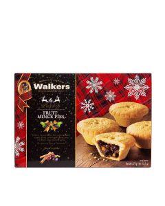 Walkers Shortbread - Mince Pies - 6 x 372g