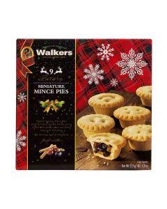 Walkers Shortbread - Mince Pies - 12 x 225g