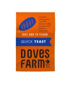 Doves Farm - Quick Yeast - 16 x 125g