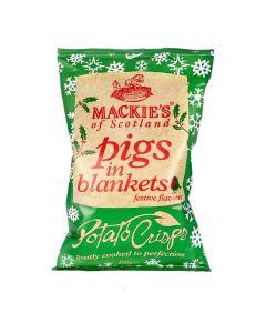 Mackie's of Scotland - Mackie's Pigs in Blankets Crisps - 12 x 150g