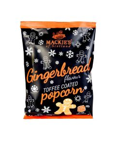 Mackie's of Scotland - Gingerbread Popcorn - 8 x 170g