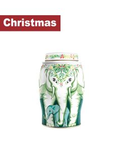 Williamson Tea - Large Elephant Winter Wreath - 6 x 100g
