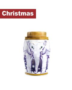 Williamson Tea - Large Elephant Snow Globe - 6 x 100g