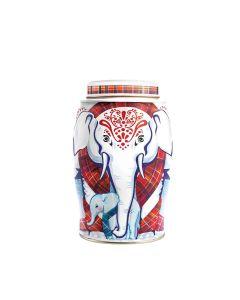 Williamson Tea - Large Elephant Winter Warmer - English Breakfast Teabags (40) - 6 x 100g