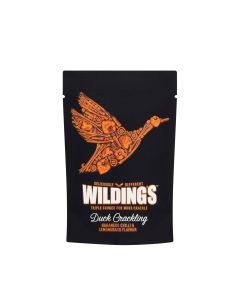 Wilding's - Habanero Chilli & Lemongrass Duck Crackling - 12 x 25g