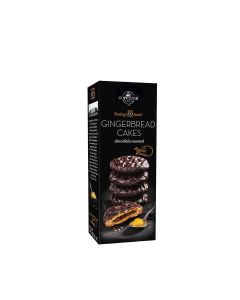 Kopernik - Chocolate Covered Gingerbread with Apricot Filling - 14 x 145g