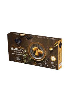 Athena - Cosmopolitan Walnut, Oat Flakes & Vanilla Baklava - 12 x 100g
