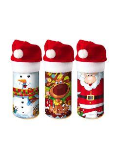 Magnat - Mixed Case: My Funny Christmas Money Box Tin - 6 x 140g