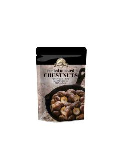 Trustin Foods - Peeled Roasted Chestnuts - 12 x 80g
