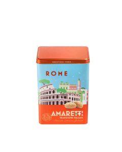 Gadeschi - Rome Tin – Amarettini - 8 x 200g