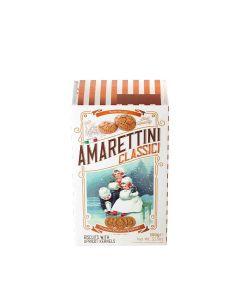 Gadeschi - Amarettini Biscuits in Winter Scene Box - Classic - 18 x 100g
