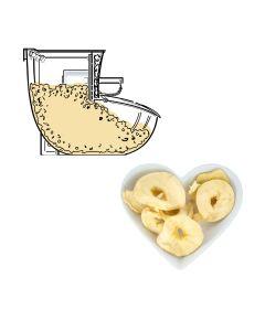 Bulk - Dried Apple - 4 x 2.5kg