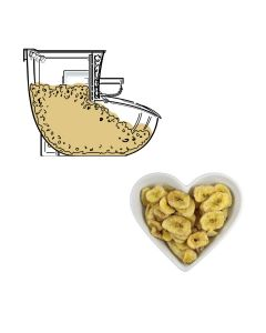 Bulk - Whole Banana Chips - 1 x 7kg