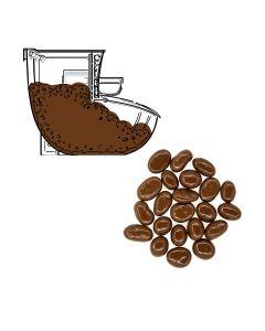 Bulk - Carol Anne Milk Chocolate Raisins - 1 x 3kg