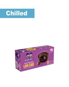 Belgian Boys - Dark Chocolate Lava Cake (28 min DSL) - 6 x 180g