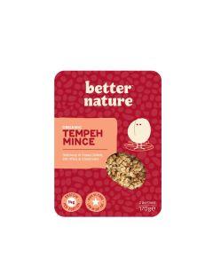 Better Nature - Organic Tempeh Mince - 8 x 170g (Min 40 DSL)