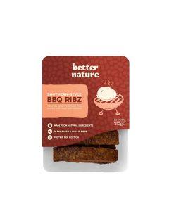 Better Nature - Southern-style BBQ Ribz - 6 x 180g (Min 40 DSL)
