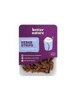Better Nature - Shawarma-spiced Kebab Strips - 6 x 180g (Min 40 DSL)