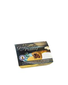 Buxton Pudding - Divine Ginger Pudding (30 min DSL) - 8 x 250g