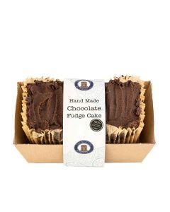 Buxton Pudding Company - Chocolate Fudge Loaf Cake  - 8 x 390g (Min 12 DSL)
