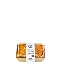Buxton Pudding Company - Lime & Coconut Loaf Cake - 8 x 520g (Min 12 DSL)