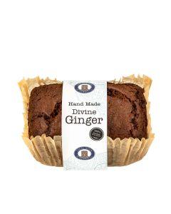 Buxton Pudding Company - Divine Stem Ginger Loaf Cake - 8 x 460g (Min 26 DSL)
