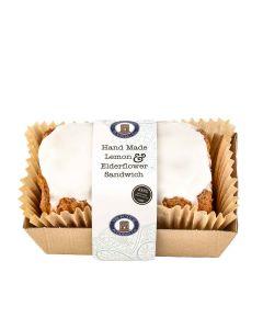 Buxton Pudding Company - Lemon & Elderflower - 8 x 490g (Min 16 DSL)