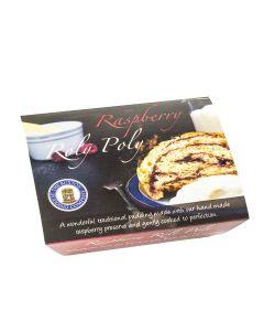 Buxton Pudding Company - Raspberry Roly Poly - 8 x 250g (Min 30 DSL)