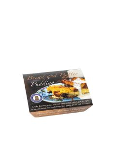 Buxton Pudding Company - Real Bread & Butter Pudding - 8 x 250g (Min 30 DSL)