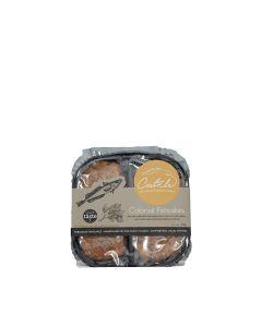 Catch - Indian Spiced Fishcake - (7 Min DSL) - 6 x 320g
