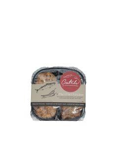 Catch - Mackerel, Roasted Pepper and Harissa Fishcake - (7 Min DSL) - 6 x 320g