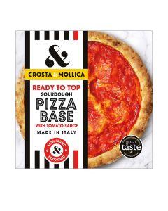Crosta & Mollica - Pizza Base - 5 x 270g (Min 5 DSL)