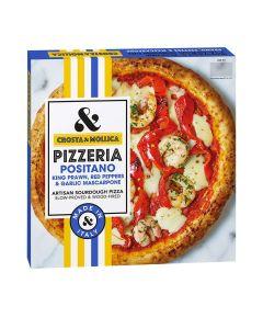 Crosta & Mollica - Pizzeria Positana - 5 x 478g (Min 5 DSL)