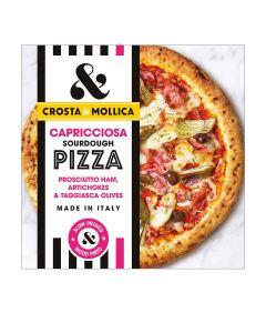 Crosta & Mollica - Pizzeria Capricciosca - 5 x 465g (Min 5 DSL)