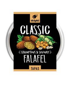Delphi Foods - Classic Falafels - 6 x 110g (Min 21 DSL)