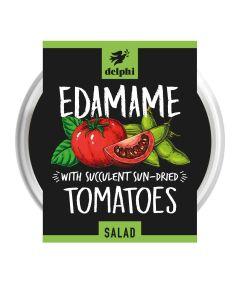 Delphi Foods - Edamame Bean & White Cheese Salad - 6 x 200g (Min 21 DSL)