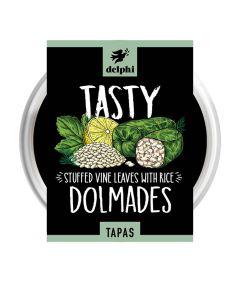 Delphi Foods - Dolmades - 6 x 150g (Min 21 DSL)