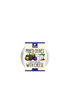 Delphi Foods - Mixed Salad With Olives - 6 x 300g