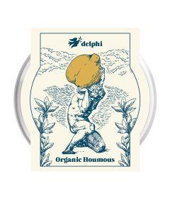 Delphi Foods - Organic Houmous - 6 x 170g (Min 21 DSL)