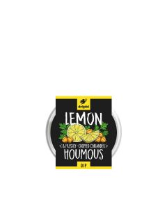 Delphi Foods - Lemon & Coriander Houmous - 6 x 170g (Min 21 DSL)