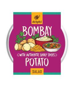 Delphi Foods - Bombay Potato Salad - 6 x 220g (Min 21 DSL)