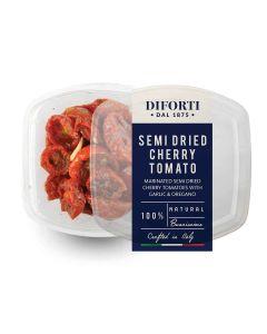 Diforti - Semi Dried Cherry Tomatoes - 12 x 200g (Min 58 DSL)