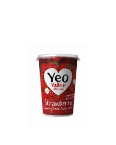 Yeo Valley - Strawberry Yogurt - 6 x 450g