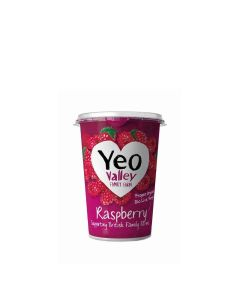 Yeo Valley - Raspberry Yogurt - 6 x 450g