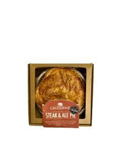 Grasmere Farm - Medium Steak & Ale Pie  (6 min DSL) - 4 x 450G