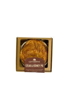 Grasmere Farm - Medium Steak & Kidney Pie  (6 min DSL) - 4 x 450G